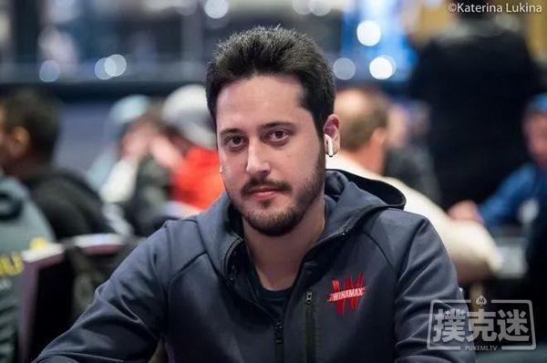 【蜗牛棋牌】Holz领跑豪客赛,Adrian Mateos赢得第三冠