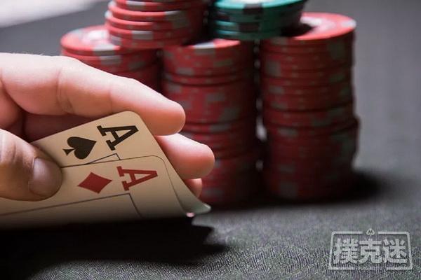 【蜗牛棋牌】烫手的AA  德州扑克牌局分析