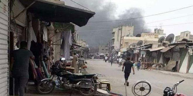 【蜗牛棋牌】叙利亚北部叙土边境地区发生炸弹袭击事件致4死5伤