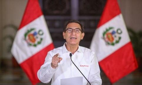 【蜗牛棋牌】秘鲁国会将于本月18日对总统弹劾案进行最终表决