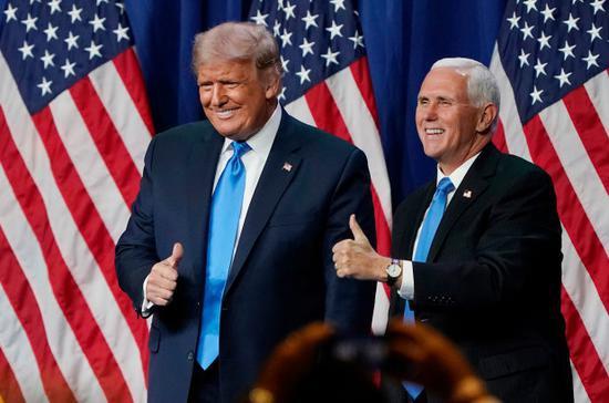 """【蜗牛棋牌】乌龙!美国这州大选选票上,特朗普副手写成""""科恩"""""""