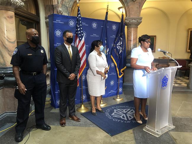 【蜗牛棋牌】纽约罗彻斯特市长任命该市首位女性临时警察局长