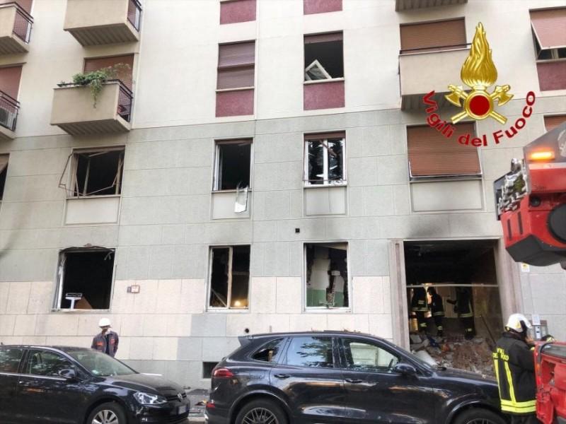 【蜗牛棋牌】意大利米兰居民楼发生爆炸 一人伤势严重
