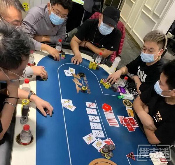 【蜗牛棋牌】2020 TPC老虎杯年终总决赛 | 主赛强势破保!冯旭成为全场CL!