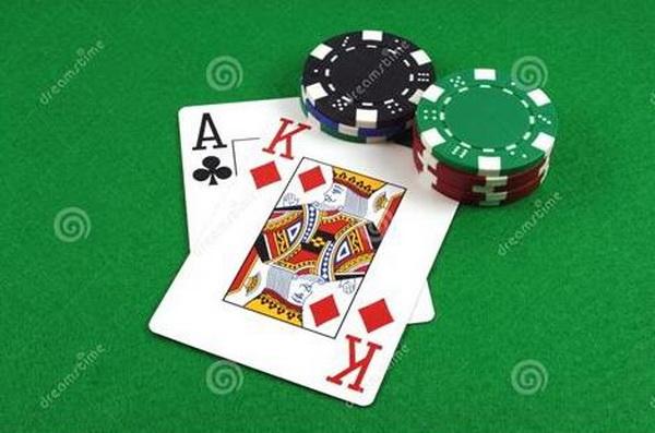 【蜗牛棋牌】德州扑克AK,全压还是弃牌
