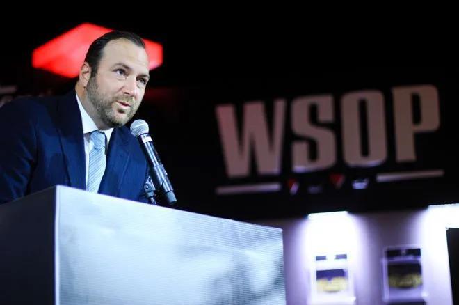 【蜗牛棋牌】WSOP执行董事Ty Stewart分享主赛事及扑克名人堂细节