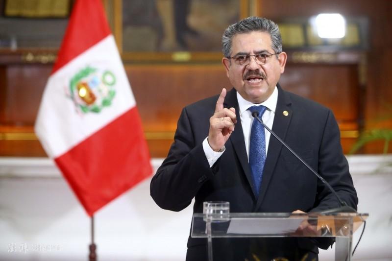 【蜗牛棋牌】秘鲁上演致命示威 新总统上任不足一周即辞职