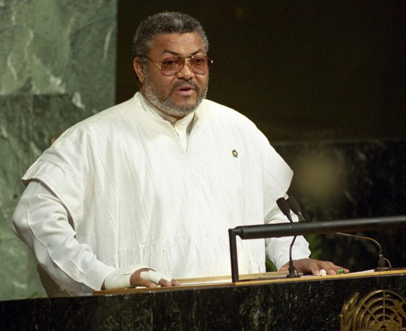 【蜗牛棋牌】加纳前总统罗林斯去世