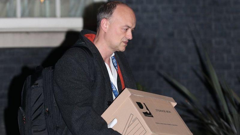 【蜗牛棋牌】英国首相高级顾问多米尼克-卡明斯已辞职