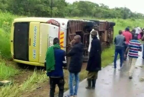 【蜗牛棋牌】赞比亚中央省发生一起严重交通事故 致5死55伤