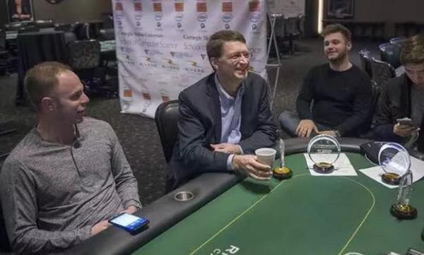 【蜗牛棋牌】丹牛为小企业筹款 扑克玩家节日为大家做善举 人工智能为扑克行业开启创新
