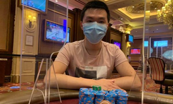 【蜗牛棋牌】中国选手Ye Yuan在WSOP美国赛区斩获第五名