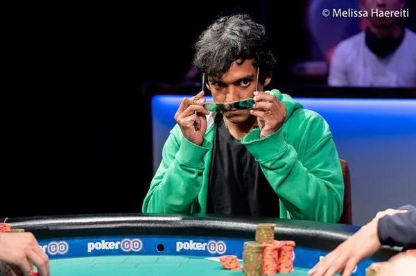 【蜗牛棋牌】Matt Stout指控三条WSOP金手链得主Upeshka De Silva多账号作弊!