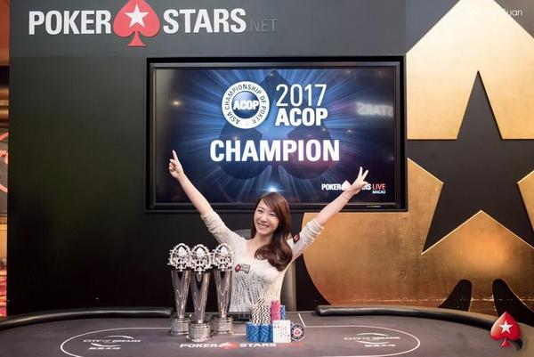 【蜗牛棋牌】Moneymaker和Celina Lin离开扑克之星