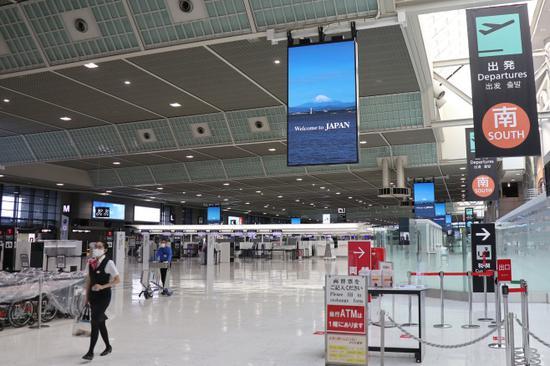 【蜗牛棋牌】日媒:日本考虑全面禁止外国人入境