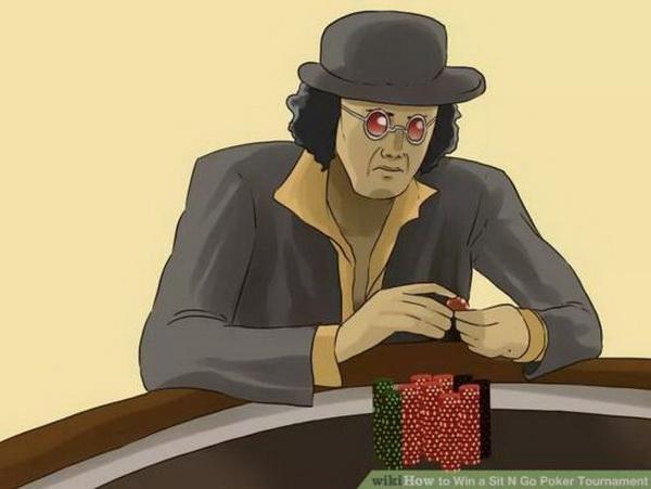 【蜗牛棋牌】德州扑克如何赢下一场SNG锦标赛?