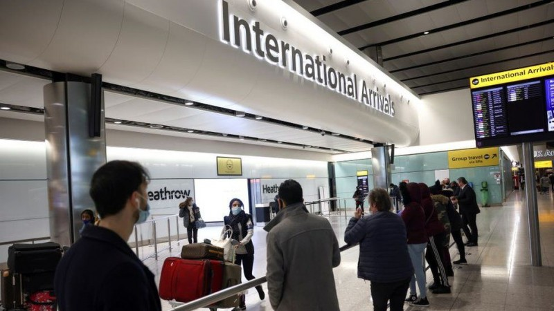 【蜗牛棋牌】英国15日起实施更严格入境隔离措施