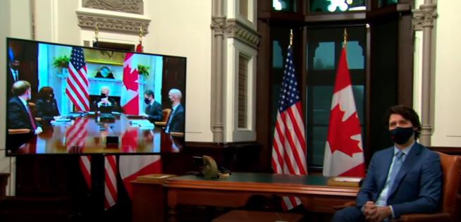 【蜗牛棋牌】加美两国首脑会晤开始 预计持续两个小时