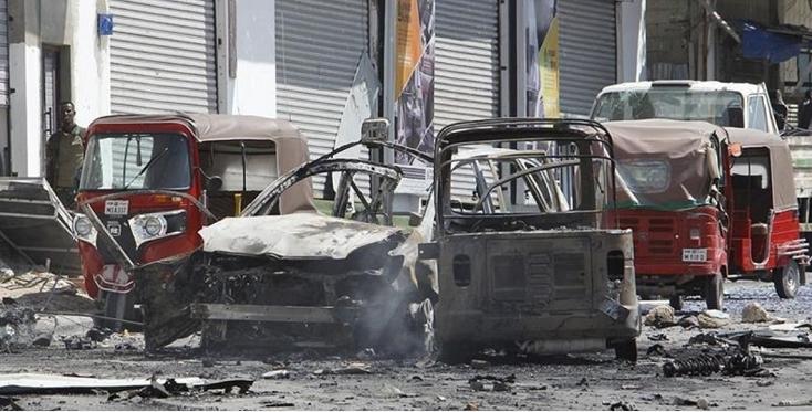 【蜗牛棋牌】索马里中部地区发生炸弹袭击 至少12人丧生