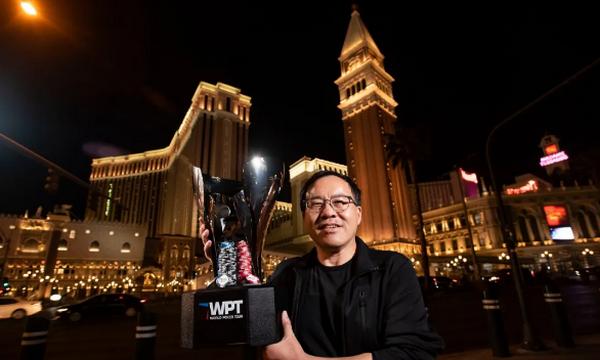【蜗牛棋牌】Qing Liu赢得了WPT威尼斯人的冠军头衔