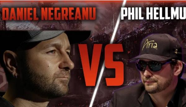 【蜗牛棋牌】Hellmuth/Negreanu的高额桌对决被推迟
