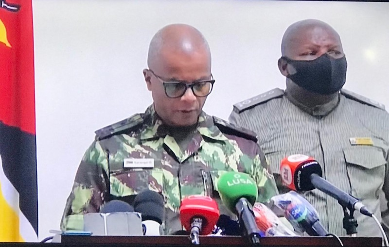 【蜗牛棋牌】莫桑比克国防部就该国北部地区袭击召开发布会