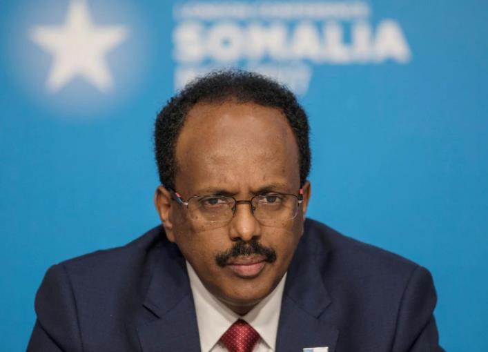 【蜗牛棋牌】索马里总统宣布放弃延长任期