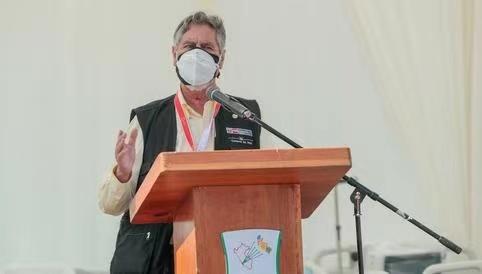 【蜗牛棋牌】秘鲁总统萨加斯蒂向疫情中失去亲友的民众致歉
