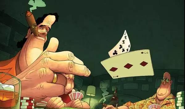 【蜗牛棋牌】德州扑克你知道对手主动亮牌意味着什么吗?