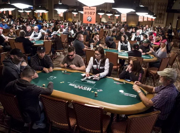 【蜗牛棋牌】新的拉斯维加斯Covid限制将为秋季WSOP的正常举办铺平道路