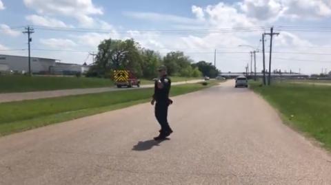 【蜗牛棋牌】美国得州突发枪击案已致1死6伤 嫌疑人被拘留