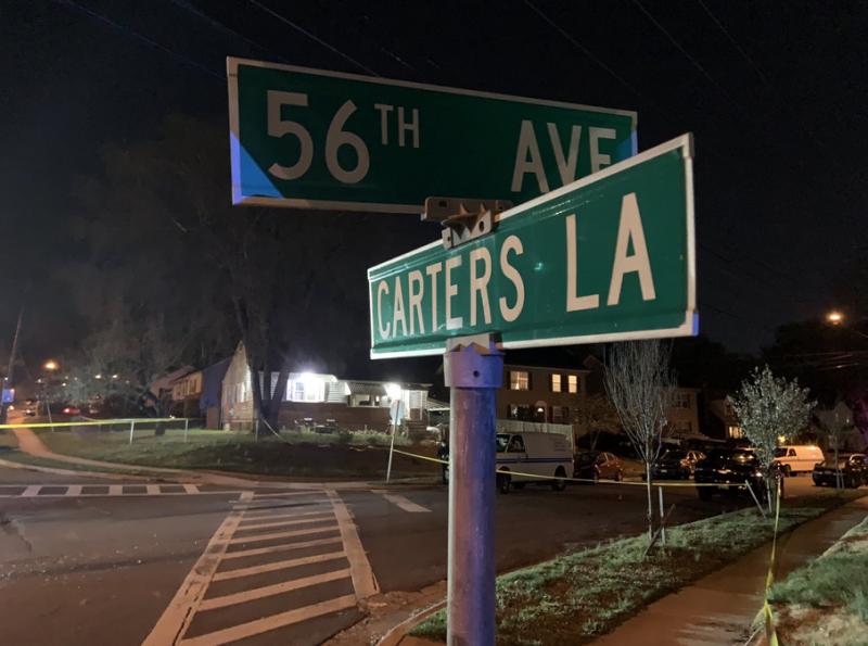【蜗牛棋牌】美国马里兰州连续发生枪击案 已有四人死亡
