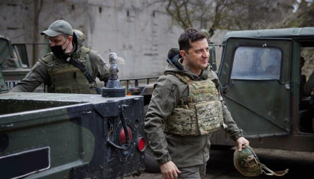 【蜗牛棋牌】乌克兰总统:乌克兰已准备好应对俄罗斯的入侵