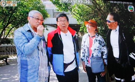【蜗牛棋牌】谢贤节目中再笑81岁曾江:这个畜牲好像你啊