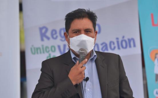 【蜗牛棋牌】玻利维亚卫生部长强烈谴西方国家囤积新冠疫苗行为