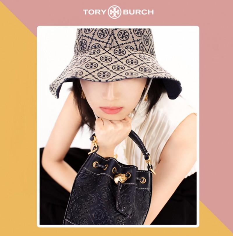 【蜗牛棋牌】王紫璇《嘉人》X Tory Burch时尚大片 展现双面自我