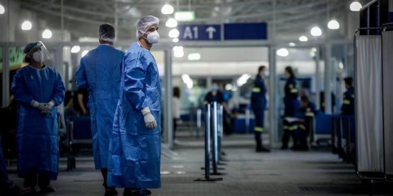 【蜗牛棋牌】希腊出现第二例感染在印度发现的变异新冠病毒的病例