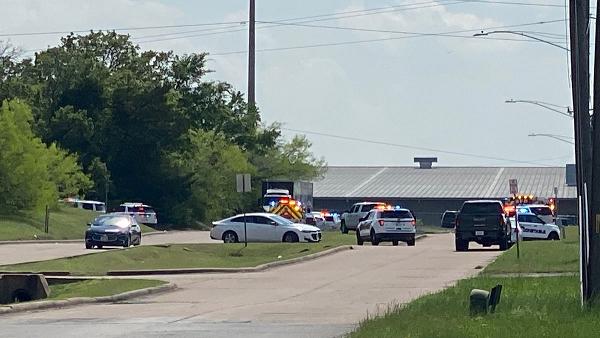 【蜗牛棋牌】美国得克萨斯州布莱恩市发生枪击案 造成7人受伤