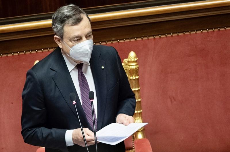 【蜗牛棋牌】意大利参众两院投票通过国家经济复苏计划