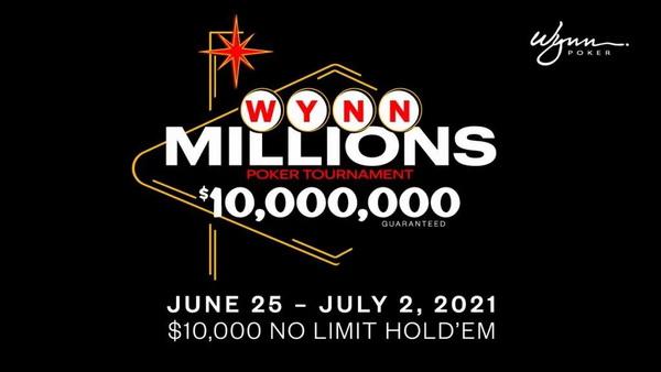 【蜗牛棋牌】永利1000万保证金的锦标赛将填补WSOP延后留下的空白