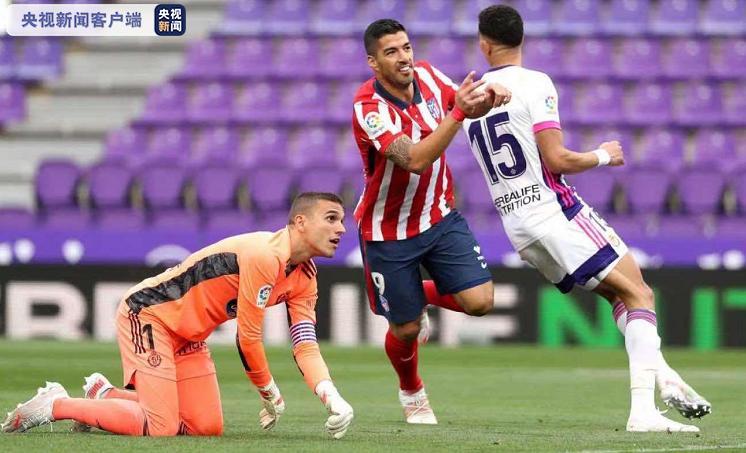 【蜗牛棋牌】马德里竞技收获2020—21赛季西甲联赛冠军