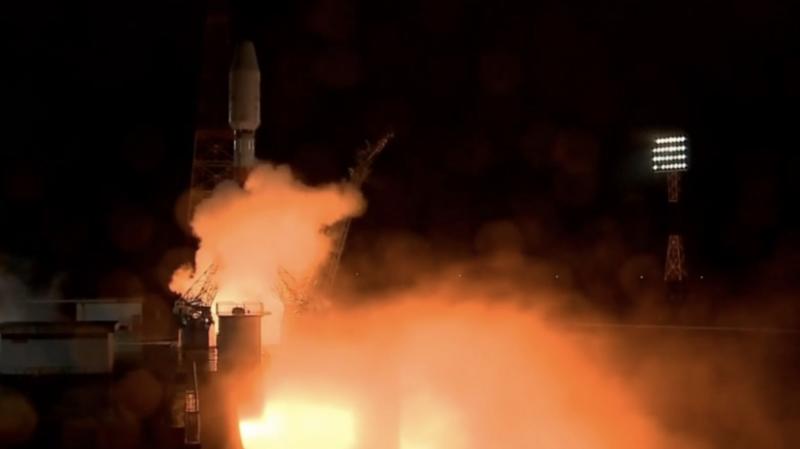 【蜗牛棋牌】俄罗斯联盟火箭成功发射 搭载36颗通信卫星