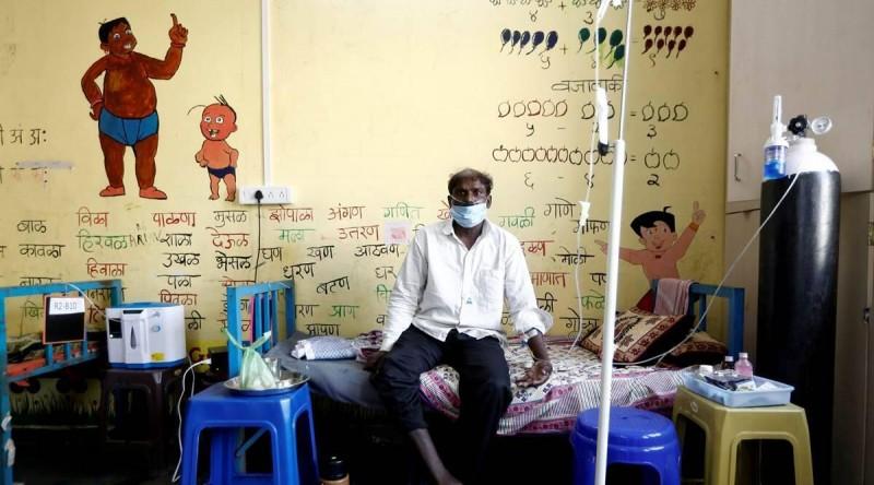 【蜗牛棋牌】印度新冠肆虐,55天内有577名儿童因疫情成为孤儿
