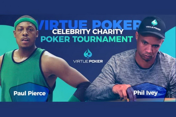 【蜗牛棋牌】Phil Ivey将与NBA球星保罗-皮尔斯对决