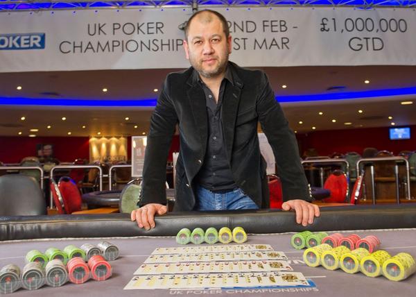 【蜗牛棋牌】Rob Yong 计划重启英国扑克锦标赛!