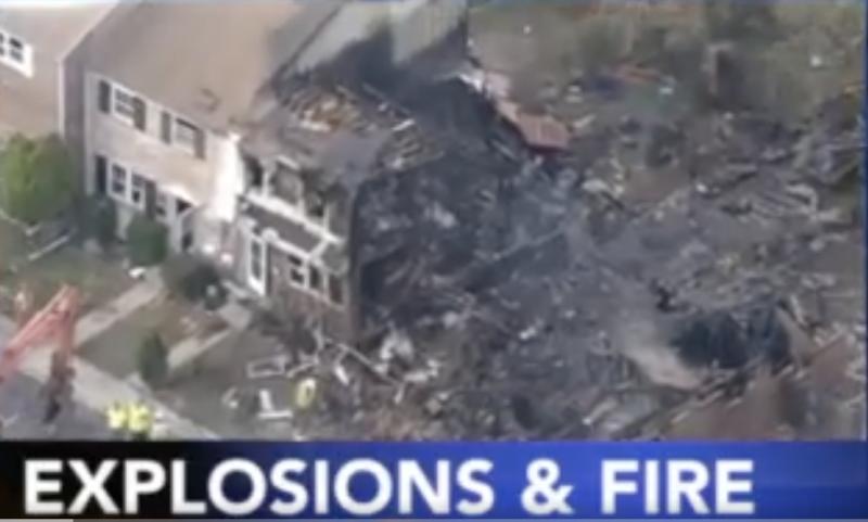 【蜗牛棋牌】美国宾州一房屋突发爆炸,此前房主曾拿枪对准警察