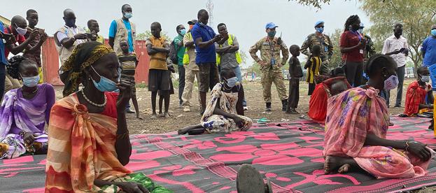 【蜗牛棋牌】为应对粮食危机 世界银行向南苏丹拨款1.16亿美元