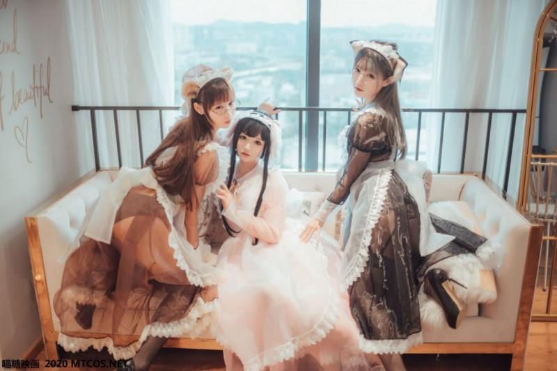 【蜗牛棋牌】[喵糖映画] 三人女仆