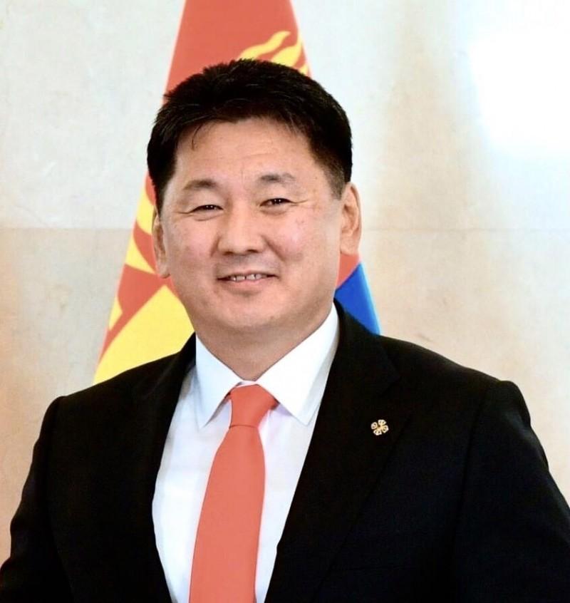 【蜗牛棋牌】蒙古人民党候选人呼日勒苏赫当选新一届蒙古国总统