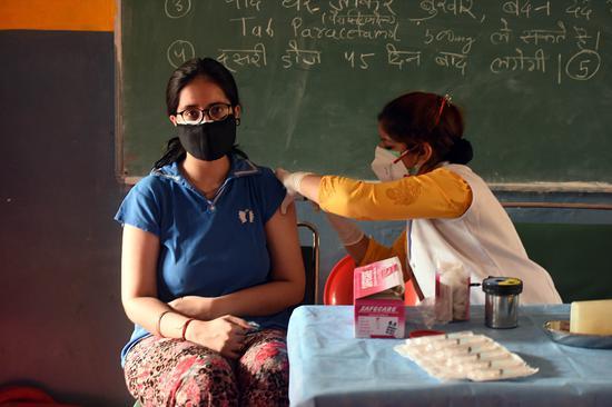 【蜗牛棋牌】美国FDA拒绝批准印度一款新冠疫苗的紧急使用授权